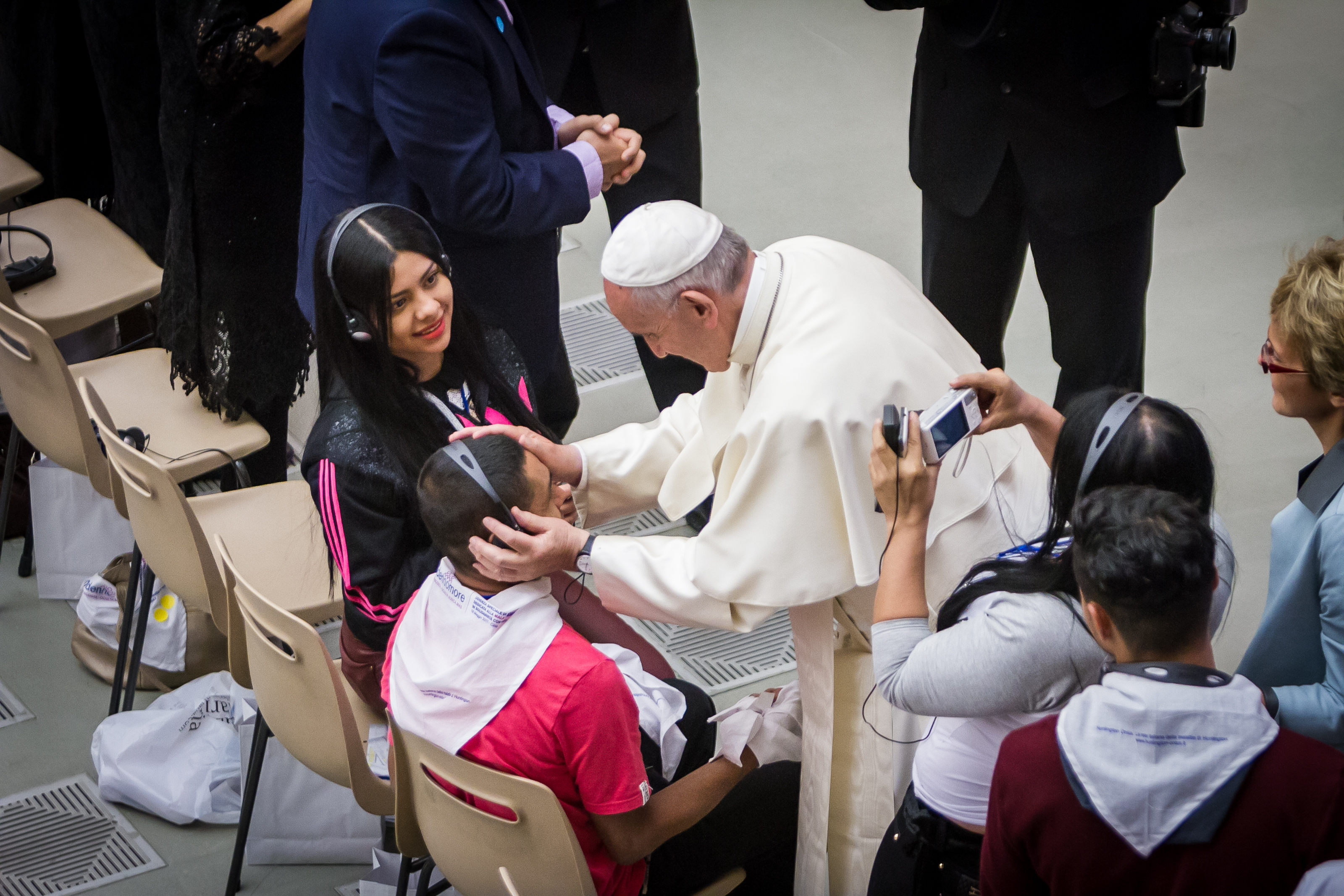 Hidden No More: Pope Francis lends hope to HD sufferers – HD