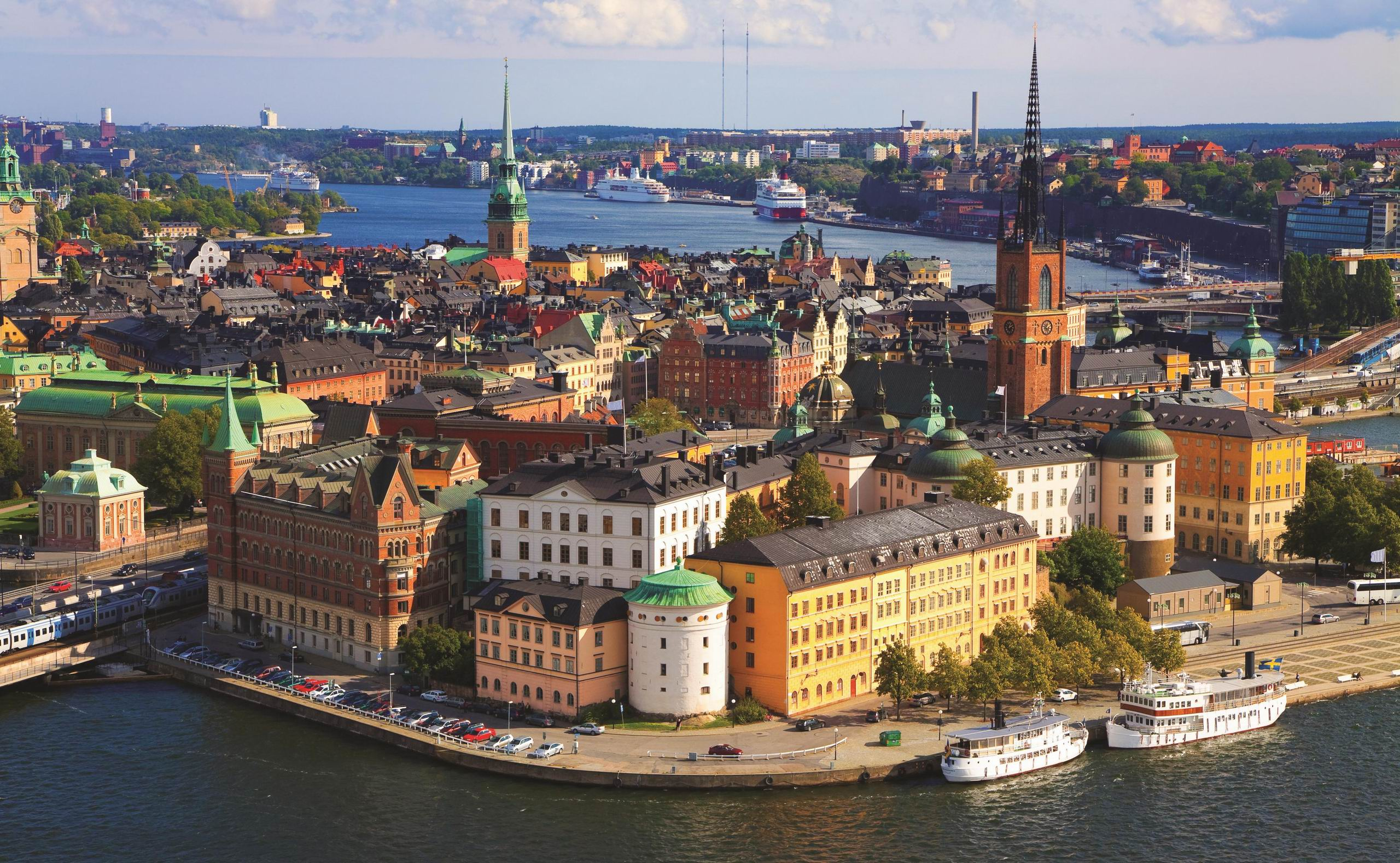 Stockholm, Sweden was home to the 2014 MDS Congress.