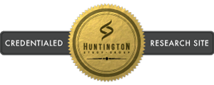 HSG credentialed research site seal
